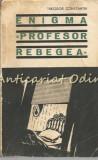 Enigma Profesor Rebegea - Theodor Constantin, 1966