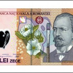Bancnote 10 lei