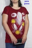 Tricou Pana Grena