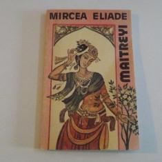 MAITREYI de MIRCEA ELIADE 1991