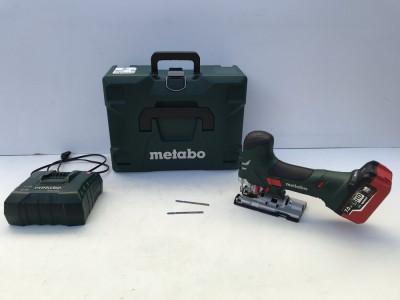 Ferastrau Pendular pe Baterie Metabo STA 18 LTX 140 Fabricatie 2017 foto