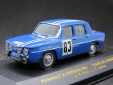 Macheta Renault 8 Gordini #83 iXO 1:43