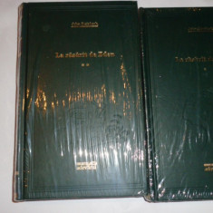 LA RASARIT DE EDEN 2 VOLUME COLECTIA ADEVARUL= JOHN STEINBECK