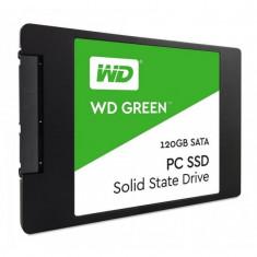 Ssd wd 120gb green 2.5 sata 3 6gb/s 7mm