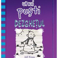 Jurnalul unui puști-13 Dezghetul(Arthur)