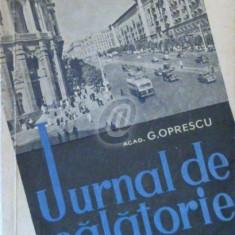 Jurnal de calatorie (1957)