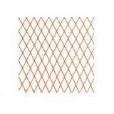Plasa protectie 2.0m / 25m - orange / 8x16mm