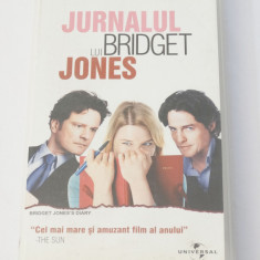 Caseta video VHS originala film tradus Ro - Jurnalul lui Bridget Jones