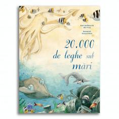 20 000 de leghe sub mari | Jules Vernes