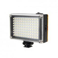 Lampa video Ulanzi 96 LED intensitate reglabila