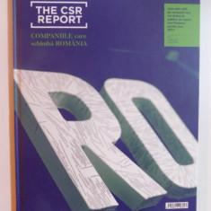 THE CSR REPORT - COMPANIILE CARE SHIMBA ROMANIA , 2017