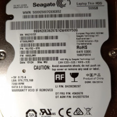 HDD SATA Hard disk Laptop  500gb Seagate ST500LM021 7200rpm 32MB Subtire