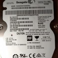 Cumpara ieftin HDD SATA Hard disk Laptop  500gb Seagate ST500LM021 7200rpm 32MB Subtire