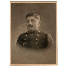 Foto ofiter armata Austro-Ungara (locotenent)