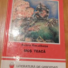 Mos Teaca de Anton Bacalbasa