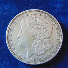 Moneda argint Dolar 1921 (cn63)