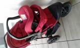 Carucioare copii si accesorii / Carucioare copii 2 in 1, Rosu