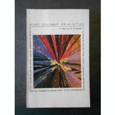H. DONA * E. PREDA - CINCI COLOANE PE-A-NTAIA