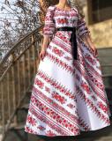 Cumpara ieftin Rochie Traditionala Elena 5