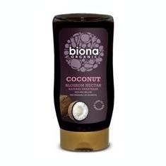 Nectar din Flori de Cocos Bio Biona 350gr Cod: 5032722313606