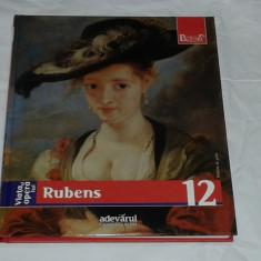 COLECTIA PICTORI DE GENIU ~ Rubens, Nr.12 ~           Ed.ADEVARUL 2009