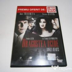 DRAGOSTEA UCIDE - dvd thriller, Salma Hayek , JOHN TRAVOLTA