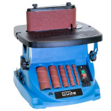 Cumpara ieftin Masina de slefuit cu ax GSBSM 450 Guede GUDE38353, 450 W, 2000 rpm