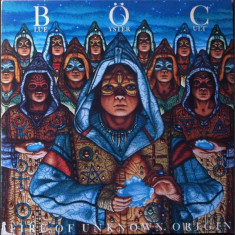 BLUE OYSTER CULT Fire With Unknown Origin (cd)