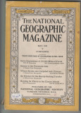 The National Geographic Magazine may 1930