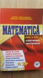 Matematica clasa a XII-a- Catalin Petru Nicolescu, Madalina Georgia Nicolescu