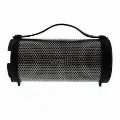 Boxa portabila cu Bluetooth si lumina RGB Vibrant