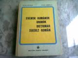 Dictionar Suedez - Roman Svensk - Rumansk ordbok , State Nicolai State Cornelia , 1990