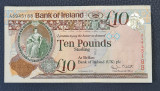 Irlanda de Nord 10 pounds lire 2013 Bank of Ireland