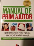 MANUAL DE PRIM AJUTOR  EDITIA A  3 A REVIZUITA,  LITERA  2018,288 pag