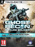 Tom Clancy s Ghost Recon Future Soldier Deluxe Edition PC, Shooting, 18+, Single player, Ubisoft