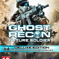 Tom Clancy s Ghost Recon Future Soldier Deluxe Edition PC