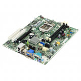 Placa de baza Socket 1155, HP model: SP 676358-001 AS#675885-001 pentru calculator HP 4300 SFF, DDR3, fara shield, second hand