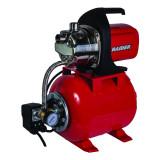 Hidrofor Raider RD-WP1200, 1200 W, 3840 l/h, 4.8 bar, inaltime 48 m, adancime 7 m, rezervor 20 l