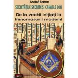 Societatile secrete si crimele lor - Andre Baron