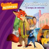 Disney. Zootropolis. O echipă de neînvins. Jocuri și activități