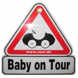 Semn de masina Baby on Tour REER 80210 Children SafetyCare