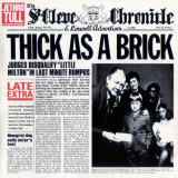 Jethro Tull Thick As A Brick Steven Wilson 2012 Mix (cd)