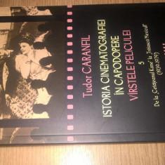 Tudor Caranfil - Istoria cinematografiei in capodopere - vol. 5 (Polirom, 2012)