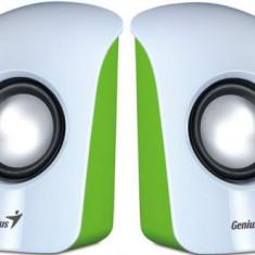 Boxe Genius SP-U115 (Alb)