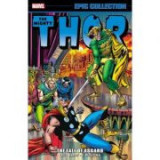 Thor Epic Collection: The Fall Of Asgard - Stan Lee, Gerry Conway
