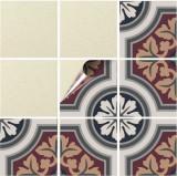 """Sticker Autocolant Faianta Decorativa """"Kitchen Design"""" model K-FAI-401 (pret/bucata), 4World"""