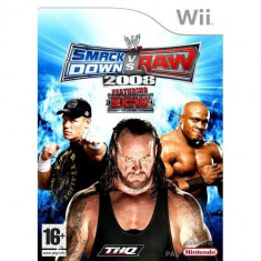 SmackDown Vs Raw 2008 Wii