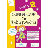 Comunicare in limba romana clasa a II-a - Niculina-Ionica Visan