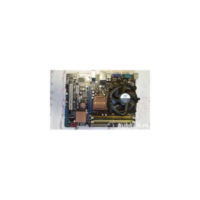 Kit Placa de Baza Asus P5KPL-AM SE, processor E5700 Dual - Core, ddr2, socket 775 foto