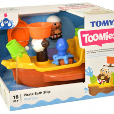 Jucarie de Baie Aqua Fun Tomy Corabia Piratilor